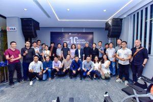 """""""Top 10 Houses – Hội ngộ"""" tại thành phố Hồ Chí Minh"""