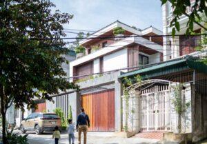 Nhà Hàm Rồng | T-architects